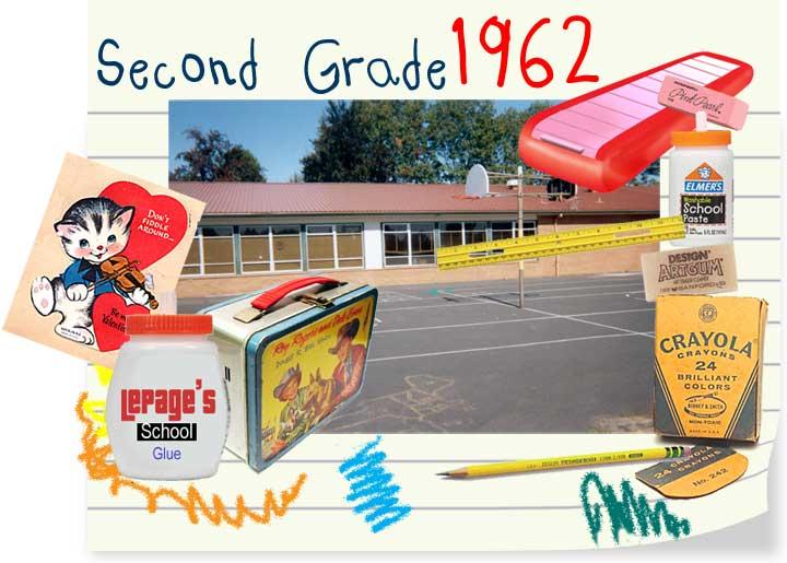 1962 second grade