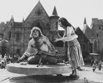 the hunchback of notre dame lon chaney
