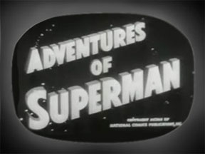 the adventures of superman tv show