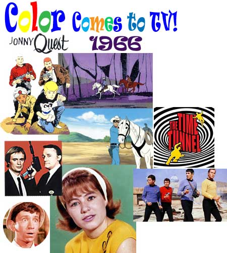 color tv shows
