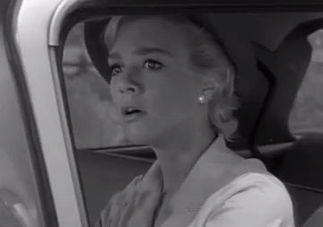 twilight zone hitch hiker