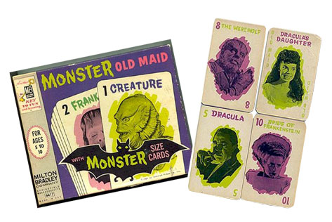 monster old maid