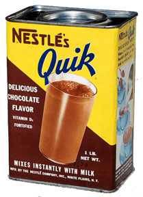 nestle's quik