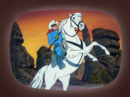 lone ranger cartoon show