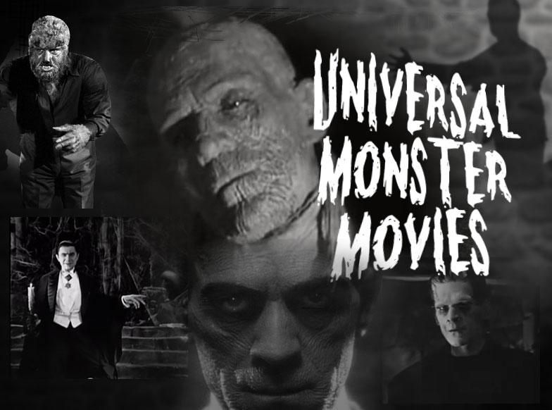 universal monster movies