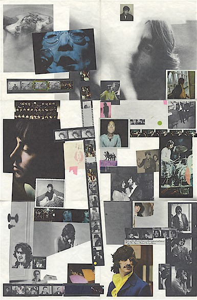 the white album poster